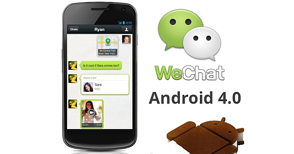 wechat for android 6