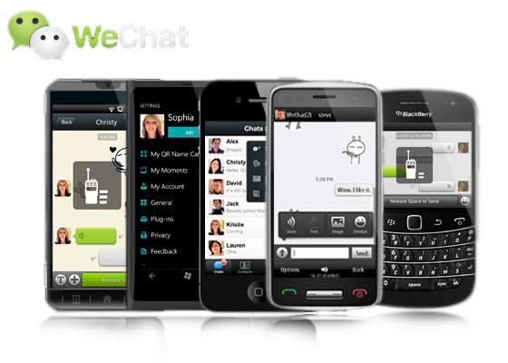wechat for blackberry 4