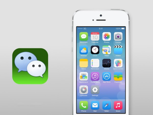 wechat for iphone 3